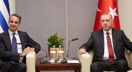 «Είχαμε μια ειλικρινή συζήτηση με τον Πρόεδρο Ερντογάν»