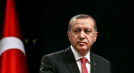 Ο Ερντογάν παρέστη σε δεξίωση του Ντόναλντ Τραμπ