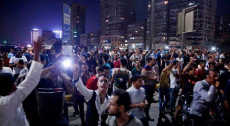 Περισσότερες από 1.000 συλλήψεις στις διαδηλώσεις εναντίον του προέδρου Σίσι