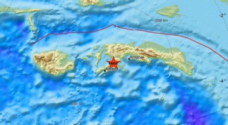 Σεισμική δόνηση 6,5R στην Ινδονησία