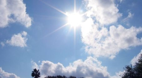 Καλός ο καιρός την Παρασκευή με θερμοκρασίες έως 31 βαθμούς