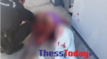 Άνδρας επιχείρησε να αυτοκτονήσει κόβοντας τον λαιμό του με γυαλί