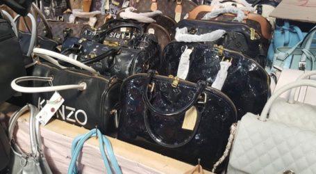 Μεγάλη επιχείρηση κατά του παρεμπορίου στη Λάρισα