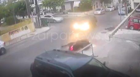 Συνελήφθη ο οδηγός που παρέσυρε μηχανή και εγκατέλειψε τους αναβάτες της