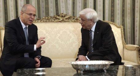 Δέσμευση Αμράνι για περαιτέρω βελτίωση των σχέσεων Ελλάδας-Ισραήλ