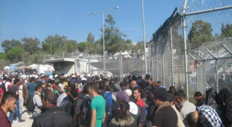 Στην ηπειρωτική Ελλάδα μεταφέρονται 350 πρόσφυγες