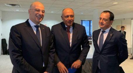 Τριμερής συνάντηση Ελλάδας – Κύπρου