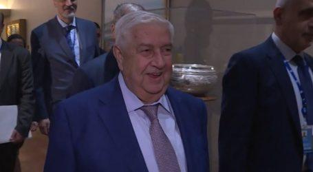 Θερμή χειραψία του γενικού γραμματέα του Αραβικού Συνδέσμου με τον Σύρο ΥΠΕΞ στον ΟΗΕ