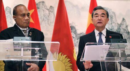 Το Πεκίνο αποκατέστησε τις διπλωματικές σχέσεις του με τα νησιά Κιριμπάτι