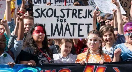 Λαοθάλασσα στο Μόντρεαλ για το κλίμα και την Γκρέτα Τούνμπεργκ