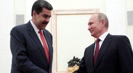 Νέα αεροσκάφη με Ρώσους στρατιωτικούς συμβούλους στη Βενεζουέλα