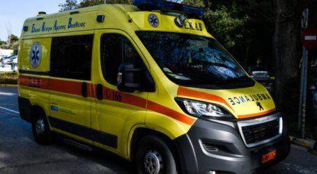 Τροχαίο δυστύχημα με δύο νεκρούς στην Ορμύλια Χαλκιδικής