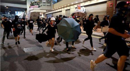 Συγκρούσεις στο Χονγκ Κονγκ – Χρήση δακρυγόνων από την αστυνομία