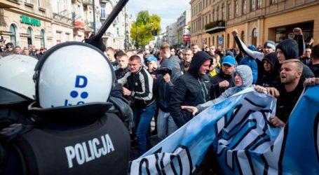 Επεισόδια μεταξύ αστυνομίας και ακροδεξιών σε Gay Pride
