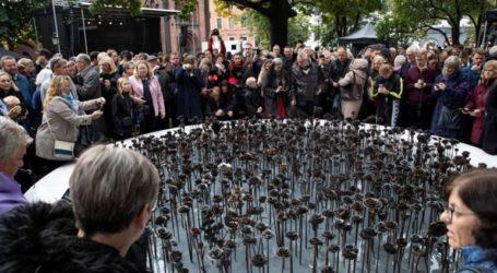 Μνημείο για τα 77 θύματα του μακελάρη το 2011