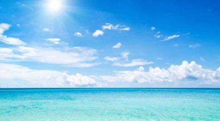Καλός ο καιρός και τη Δευτέρα με θερμοκρασίες έως 33 βαθμούς