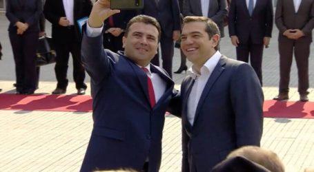 Στα Σκόπια μεταβαίνει αύριο ο Αλέξης Τσίπρας