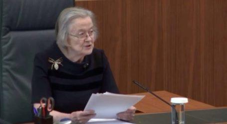 Η Σιδηρά Κυρία του Ανωτάτου Δικαστηρίου της Βρετανίας που έβαλε σε μπελάδες τον Μπόρις Τζόνσον