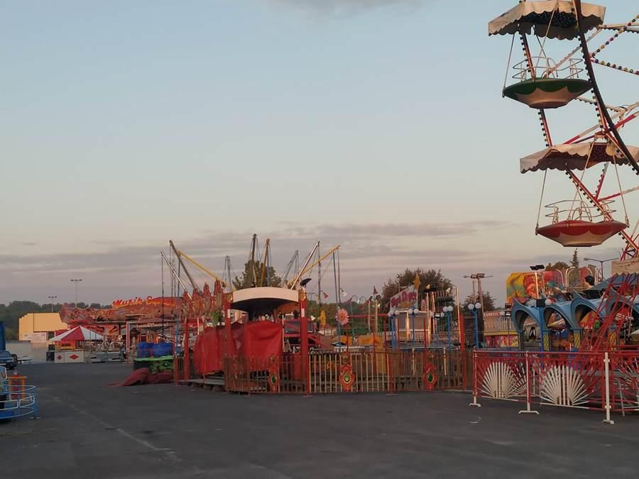 Το ίδιο λούνα παρκ στο Παζάρι Λάρισας με αυτό του Αλμυρού – Τα μέτρα του δήμου για να μην υπάρξει ούτε υποψία κίνδυνου (φωτο)
