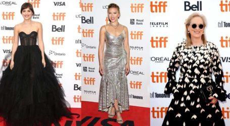 Τα καλύτερα μέχρι στιγμής red carpet looks από το Toronto International Film Festival 2019