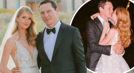 Παντρεύτηκε ο DJ Tiesto με την 21χρονη Annika Backes στη Γιούτα- Η εντυπωσιακή φωτογράφιση στη Vogue