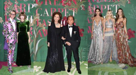 Green Carpet Fashion Awards: Τα πιο ηχηρά ονόματα της μόδας στη Σκάλα του Μιλάνου για καλό σκοπό!