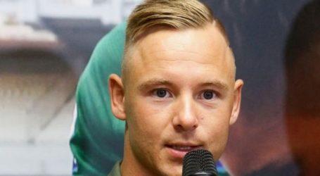 Εγκατέλειψε την προπόνηση με ενοχλήσεις ο Μπεκ – Παναθηναϊκός – SportingNews