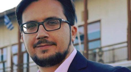 Η δήλωση παραίτησης του Θέμη Τζούνη από τον ΔΟΕΠΑΠ – ΔΗΠΕΘΕ Βόλου