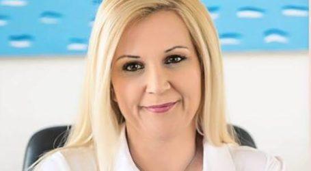 Κολυνδρίνη: Ηρεμία, δε θα είμαι υποψήφια βουλευτής!