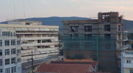 Αναστολή ΦΠΑ και στις παλαιότερες οικοδομές ζητούν οι κατασκευαστές της Μαγνησίας