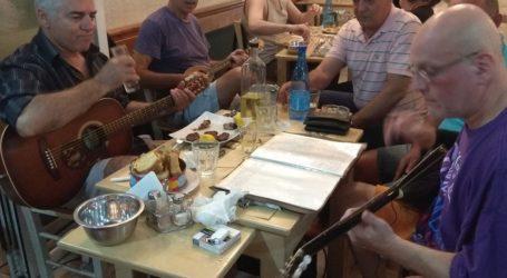 Τσίπουρο, μεζές και ρεμπέτικο σεργιάνι απόψε στο Κρίταμο