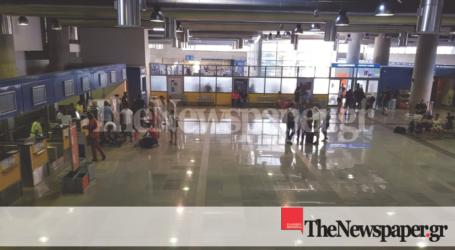 Βόλος: Δύο συλλήψεις στο αεροδρόμιο για παράνομη έξοδο από τη χώρα