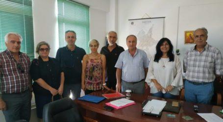 Στη Διευθύντρια Πρωτοβάθμιας Εκπαίδευσης ο Σύλλογος Δασκάλων Λάρισας