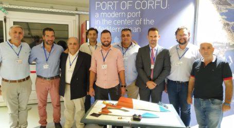 Στην Κέρκυρα για το «Πάμε Λιμάνι» το Επιμελητήριο Μαγνησίας