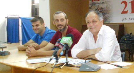 Αντεργατικό μέτωπο από ΣΥΡΙΖΑ, ΠΑΣΟΚ, ΝΔ καταγγέλει ο Κ. Στεργίου
