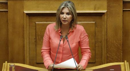 Η Ζέττα καλεί Χατζηδάκη και Αγοραστό στη Βουλή για την αέρια ρύπανση στον Βόλο