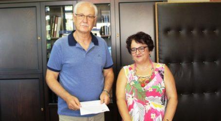 Ορκωμοσία συμβούλου της 1ης Τοπικής Κοινότητας Δήμου Λαρισαίων