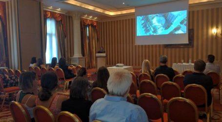 Εκδήλωση παρουσίασης πραγματοποίησε το Ευρωπαϊκό Πανεπιστήμιο Κύπρου στη Λάρισα (φωτο)