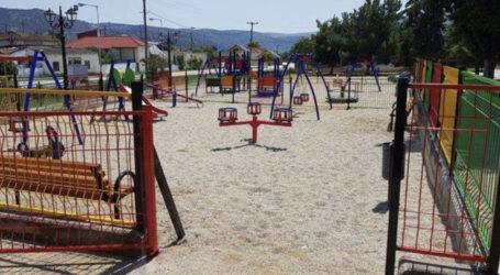 Αναβαθμίζονται 40 παιδικές χαρές στο δήμο Ελασσόνας