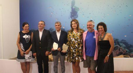 Εγκαινιάστηκε το πρώτο και μοναδικό Κέντρο Ενημέρωσης Υποβρυχίων Μουσείων στη Χώρα της Αλοννήσου
