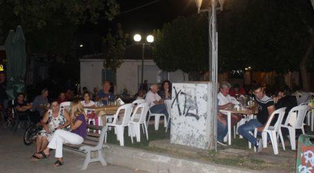 Με πολύ χορό συνεχίστηκαν οι εορτασμοί για τα «Ελευθέρια» στη Λάρισα (φωτο – βίντεο)