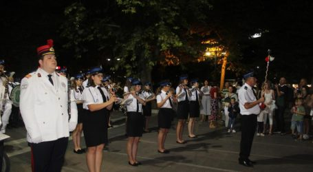 Ξεκίνησε η 8η Διεθνής Συνάντηση Φιλαρμονικών στη Λάρισα (φωτο – βίντεο)
