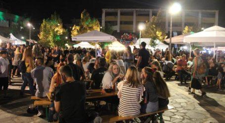 «Βούλιαξε» ο Μύλος σήμερα Κυριακή στην τελευταία μέρα του Larissa Street Food Festival (φωτο)