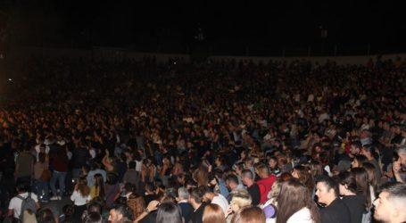 Κατάμεστο το Κηποθέατρο Αλκαζάρ για τη συναυλία των Ζαμάνη και Παπακωνσταντίνου για τα αδέσποτα (φωτο – βίντεο)