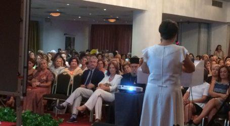 Στο Πανελλήνιο συνέδριο Λυκείου Ελληνίδων η Κατερίνα Παπανάτσιου