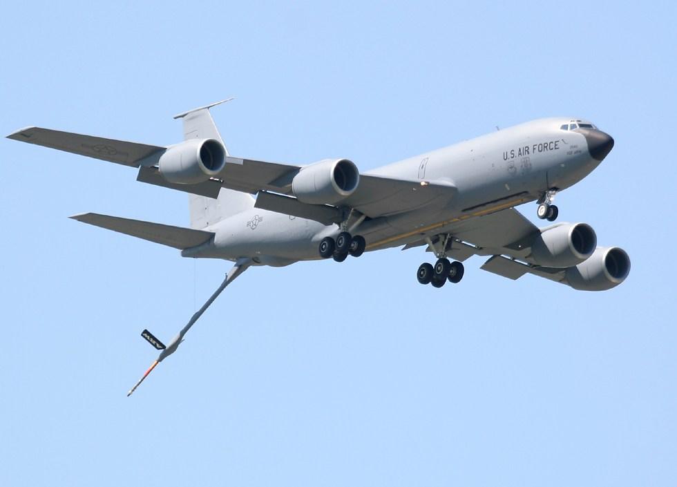 KC 135 Stratotanker Boeing