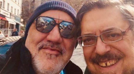 Νίκος Πορτοκάλογλου για Λαυρέντη Μαχαιρίτσα: Αποχαιρετήσαμε τον συνταξιδιώτη μας