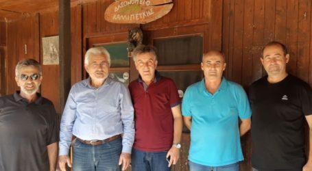 Συμπληρωματικές πιστώσεις για καυσόξυλα σε ορεινούς δήμους της Θεσσαλίας