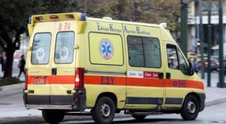 ΤΩΡΑ: Στο Νοσοκομείο Βόλου 71χρονη γυναίκα μετά από πτώση στη Δημητριάδος
