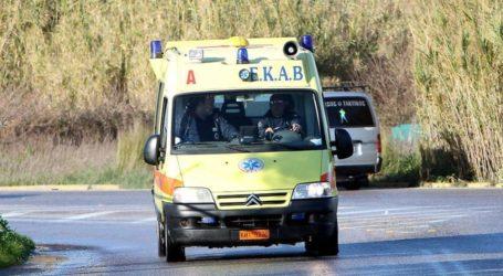 18χρονος Βολιώτης δίνει μάχη για τη ζωή του μετά από τροχαίο ατύχημα στην Άλλη Μεριά